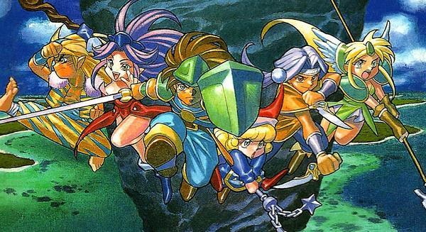 Square Enix teases the first Super Nintendo game on the