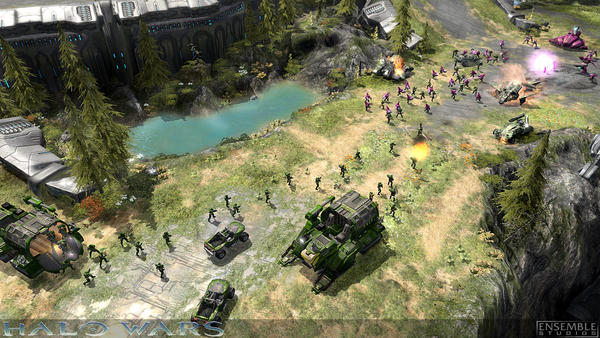 Halo Wars: Definitive Edition hits PC and Xbox One this