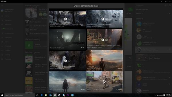 Window's 10's Xbox app will let you buy Xbox games with the