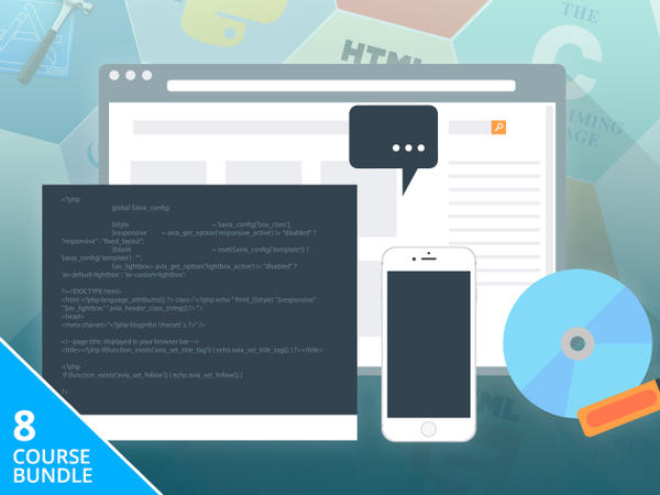 Learn programming fundamentals with the Coding 101 Bundle