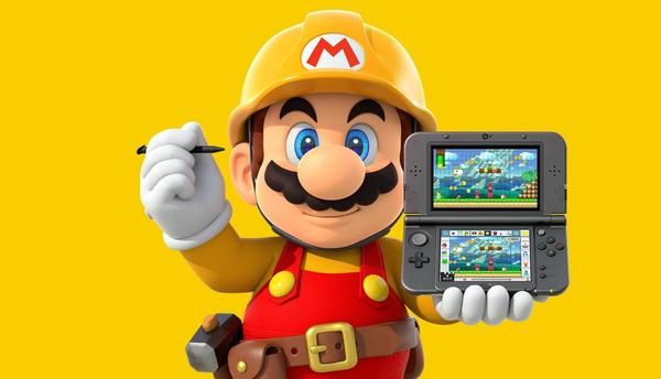 Super Mario Maker for Nintendo 3DS review: Great extras meet