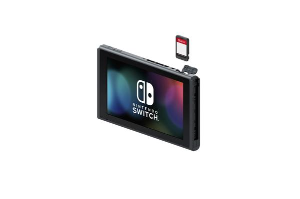 Nintendo Switch games don't require an install before