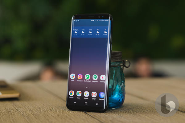 Galaxy S8 review: The closest thing to perfect | TechnoBuffalo