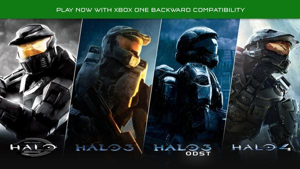Every Halo game is playable on the Xbox One | TechnoBuffalo