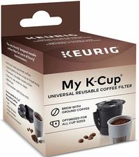 Keurig My K-Cup Universal Reusable K-Cup Pod Coffee Filter