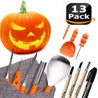Powerful 13-piece carving kit