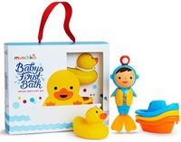 Munchkin Babys First Bath Gift Set Reco