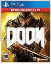 The game case for Doom