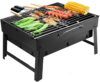 KESS Portable Charcoal Grill