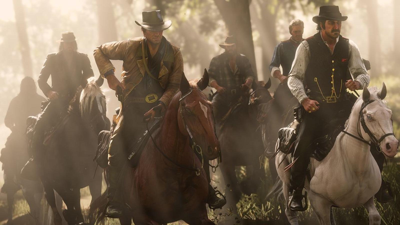 Red Dead Redemption 2 is the best action game on Xbox One