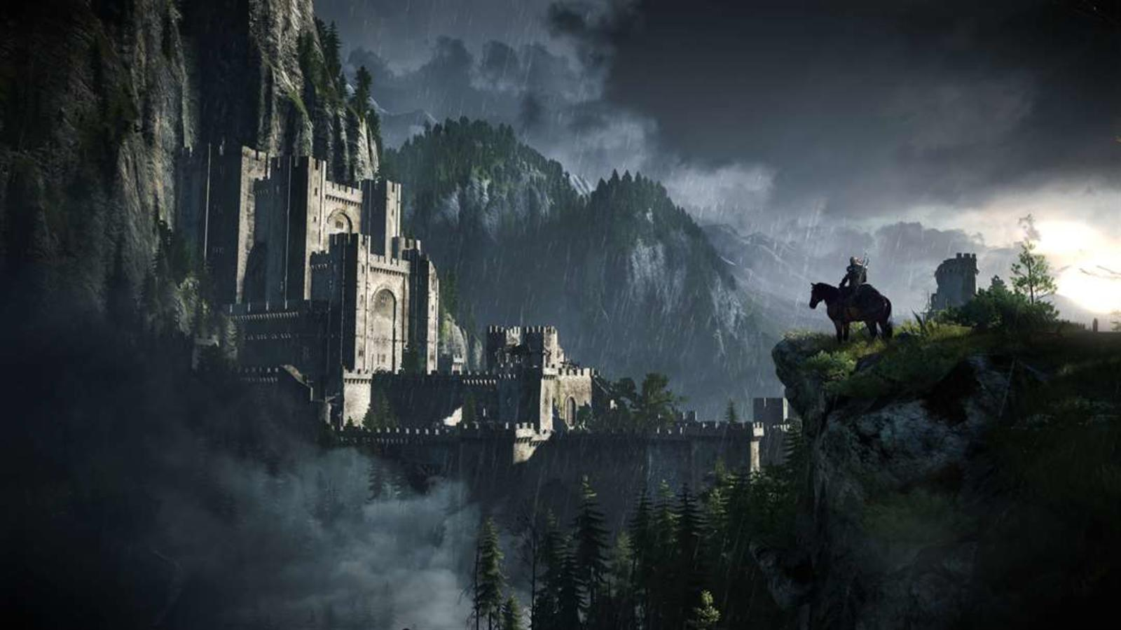 The Witcher 3 is the best RPG on Xbox One