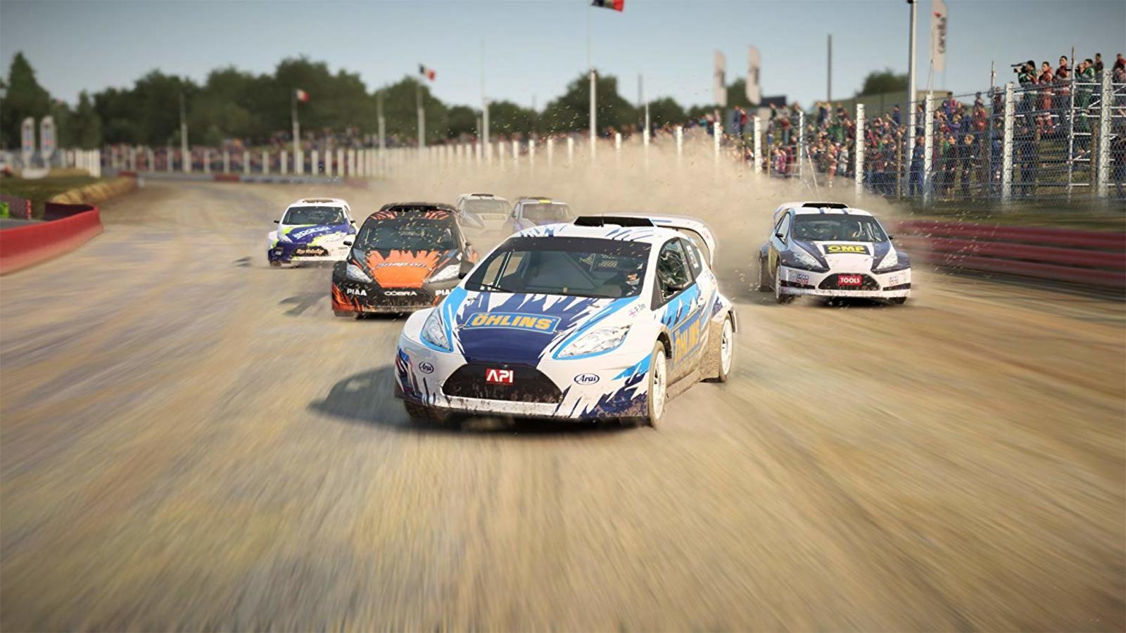 Dirt 4 is the best racing game on PlayStation 4