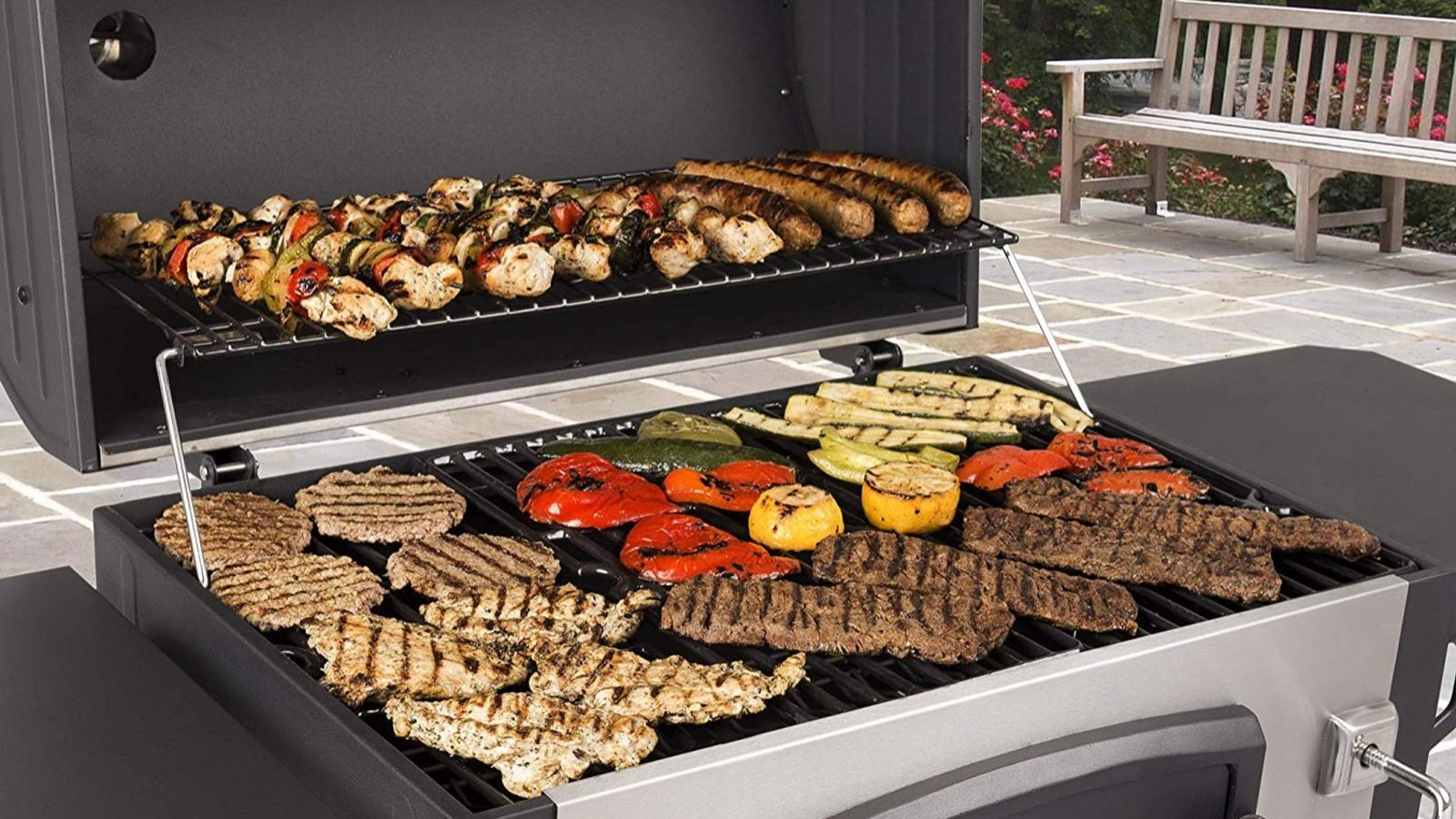 Best Charcoal Grills Hero image