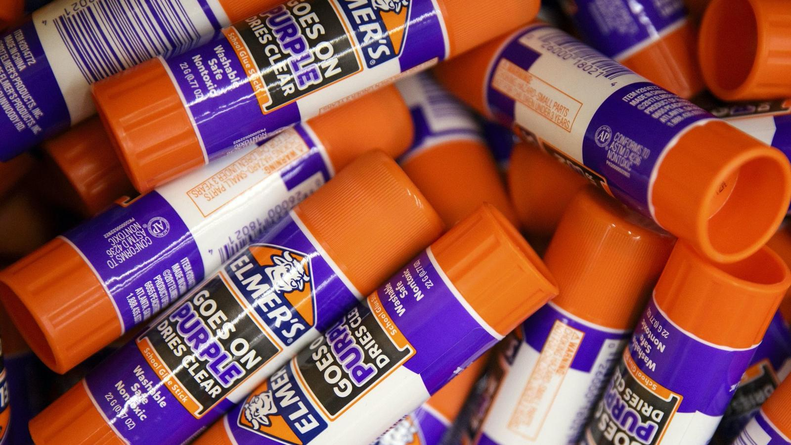 Glue Sticks for School and Crafts hero  image