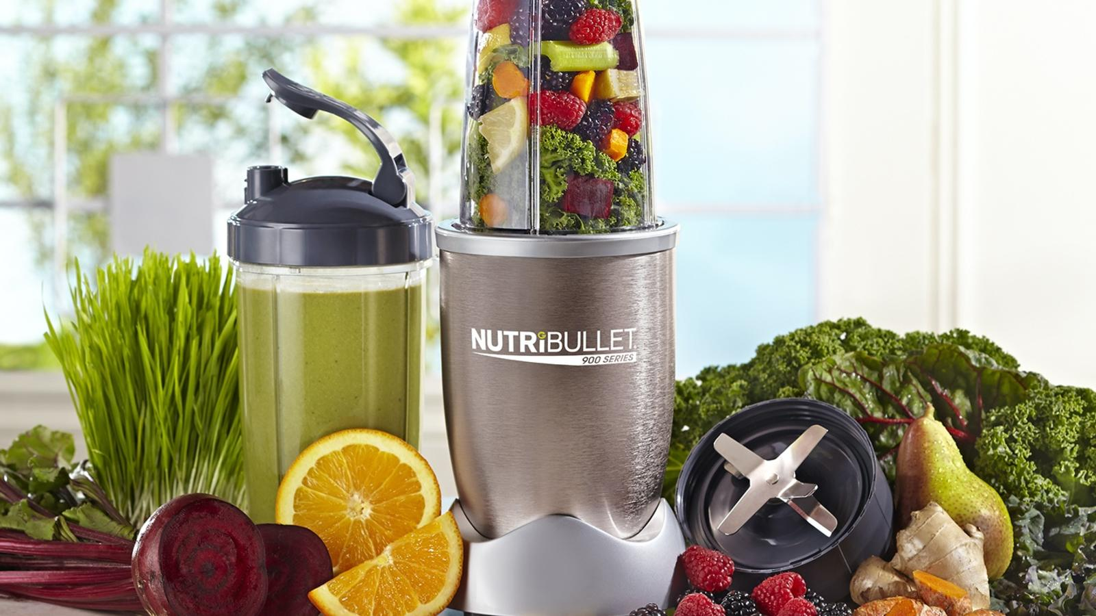nutribullet hero image