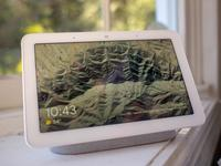 The Google Home Hub will apparently be rebranded as 'Google Nest Hub'