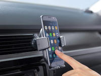 Start wirelessly charging in your car with this discounted phone mount