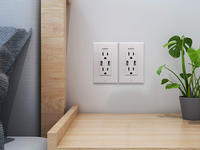 Replace your home's wall outlets with USB-integrated versions at 33% off