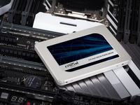 Crucial's MX500 1TB SSD is a great PC upgrade for just $109