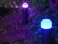 The Philips Hue Calla Pathway Light Base Kit is on sale for the first time