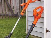 Treat your yard to a Black+Decker string trimmer and blower for just $50