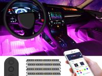 Grab these LED light strips for your car or house for as little as $12