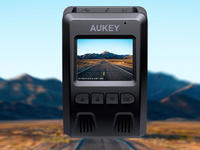 Outfit your car with an Aukey dash cam for as low as $50 today