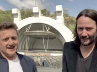 Get ready for another excellent adventure with Bill & Ted 3