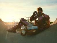 Become a billionaire-playboy with these Iron Man action figures