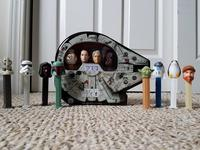Pop a PEZ for Luke with one of these Star Wars PEZ dispensers
