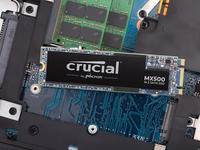 Crucial's MX500 500GB M.2 SSD is a great upgrade and down to just $55
