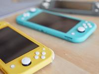 The Nintendo Switch Lite comes in some spectacular colors
