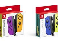 Nintendo unveils awesome new Joy-Con colors coming in October