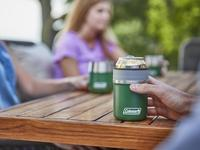 These can koozies will help your drink beat the heat
