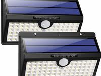Light your path with an outdoor solar light