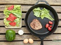 Show off your cooking skillz with the best skillet