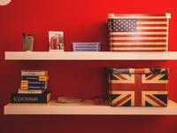 Display your Funko Pops! or commemorative plates with the best shelves