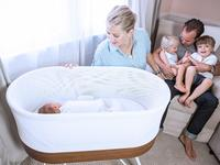 Help that newborn sleep with the perfect bassinet