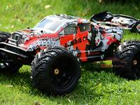 Enjoy the fun of speed racing and off-road trailing with RC trucks