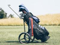 Hit the links with a stylish and functional golf club bag