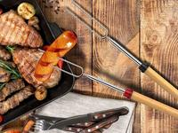 Be king of the grill with the best barbecue accessories