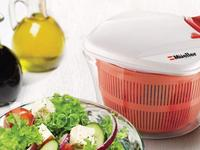 Streamline your veggie prep with the best salad spinners