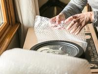 Cushion your next shipment with essential bubble wrap