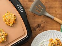 Increase your cooking space with a must-have griddle