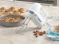 Beat and blend yummy dishes with these efficient mixers
