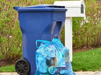 Ensure you aren't contributing to landfills by recycling with these bags!
