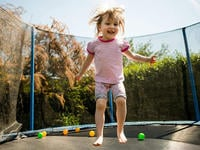 Get the best bounce with these trampolines