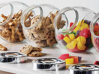 Don't let your treats crumble with the best cookie jar