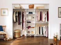Keep your clothes clean and tidy with the best closet system