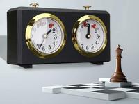 Use a chess clock to keep track of move and play times